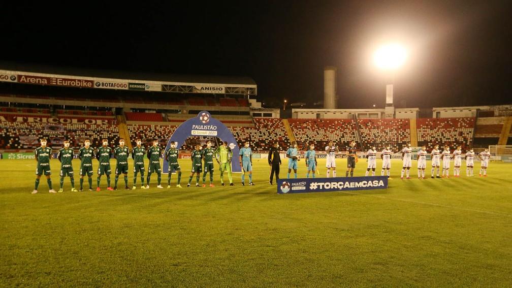 Notas da partida: garotos vão bem, mas time faz jogo apagado em Ribeirão Preto