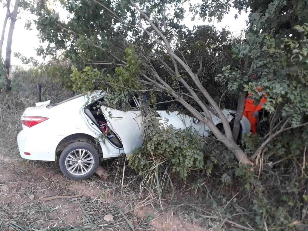 Mulheres ficam feridas após acidente na BR-354, próximo a Arcos
