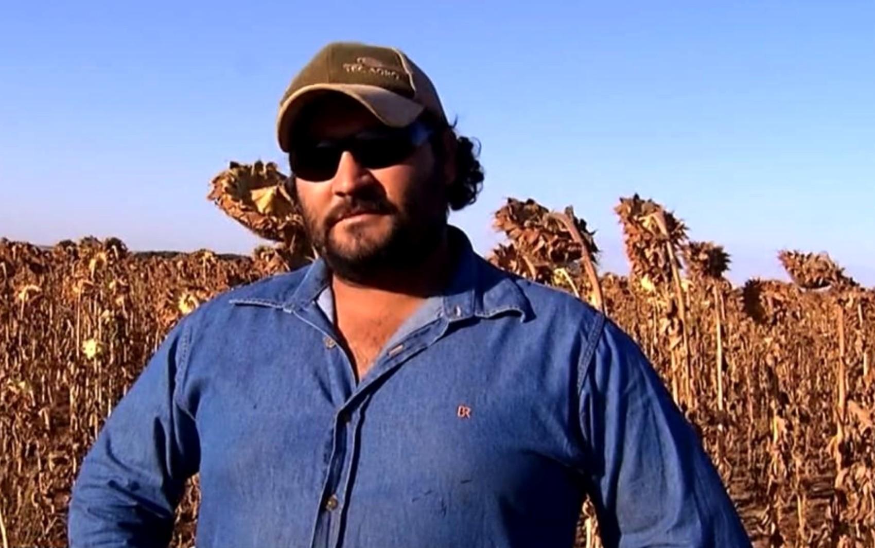 Produtor rural morre após cair de trator enquanto plantava soja, em Rio Verde
