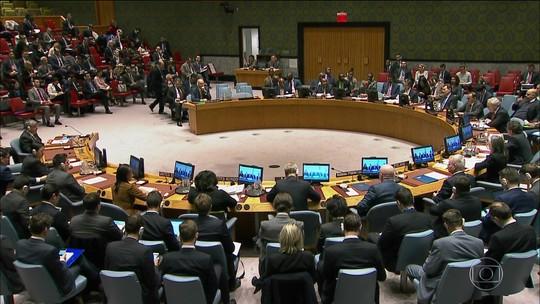 Conselho da ONU discute denúncia de uso de armas químicas na Síria