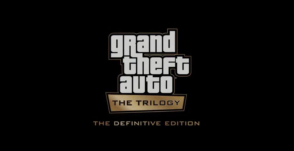 GTA The Trilogy Remake - Logo Oficial