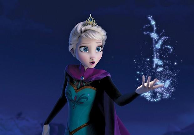 Elsa-Frozen (Foto: Divulgação)