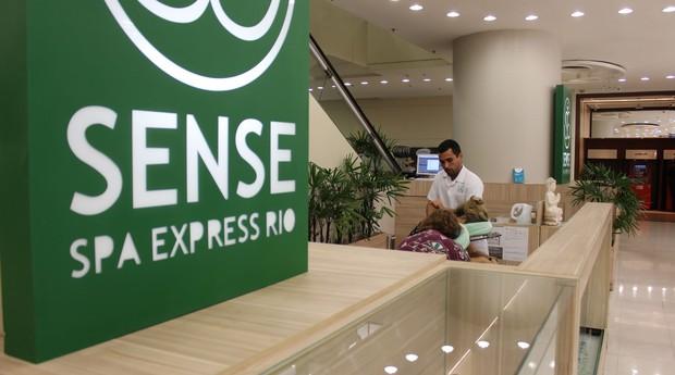 A Sense Spa Express tem 5 unidades no Rio de Janeiro (Foto: Divulgação)