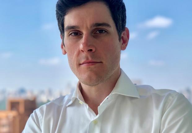 Dionisio Chiuratto, fundador e CEO da J!Quant (Foto: Linkedin)