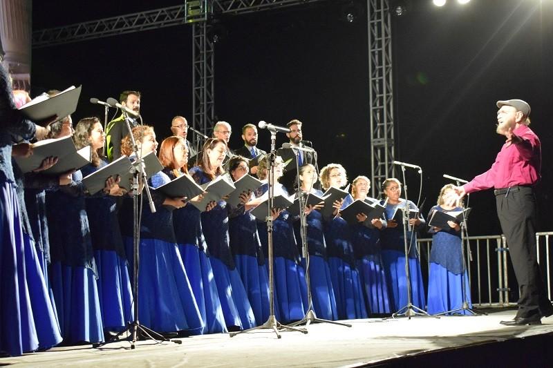 Camerata de Vozes do RN participa de festival internacional em Maceió - Notícias - Plantão Diário