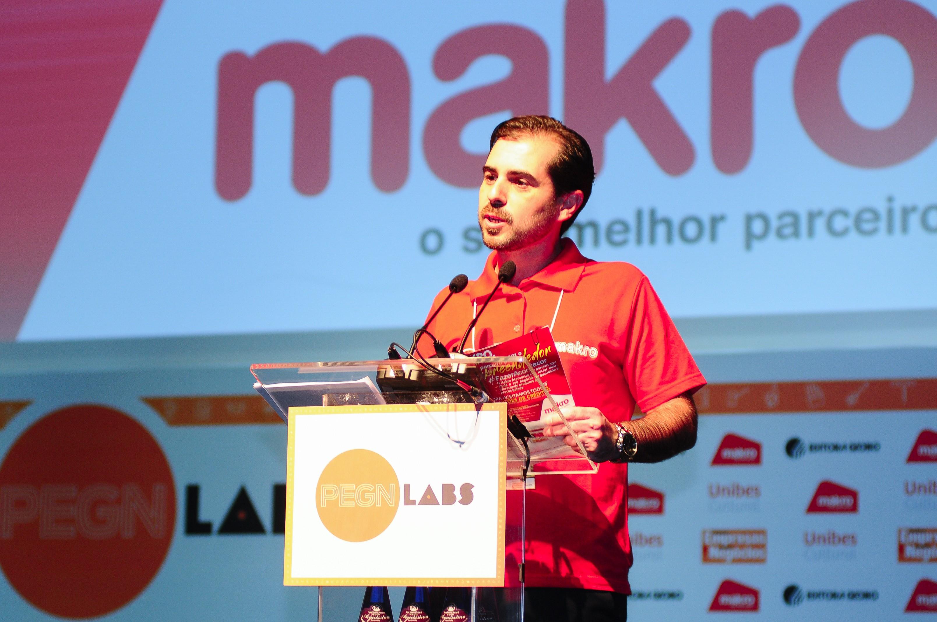 Ricardo Fojo, diretor de marketing do Makro (Foto: Divulgação)