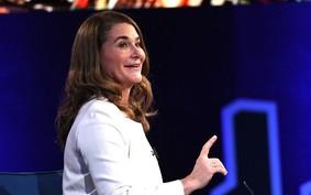 Melinda Gates troca seus objetivos por uma palavra do ano (ou do dia)