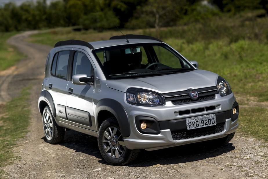 Fiat Uno tem futuro incerto com novo foco da marca no Brasil