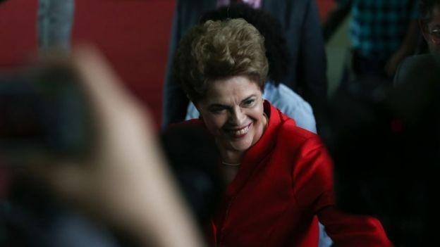 Bolsonaro experimentaria condição semelhante à de Dilma em 2010, dizem analistas (Foto: José Cruz/Agência Brasil via BBC News Brasil)