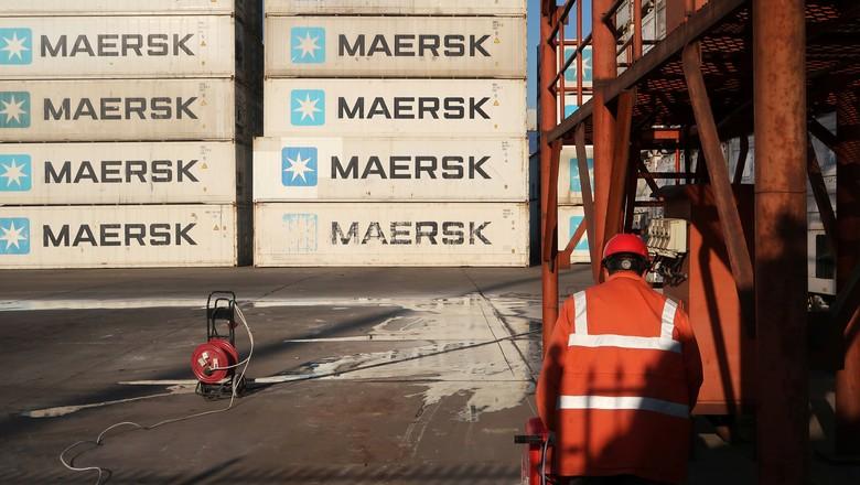 portos-china (Foto: Reuters)