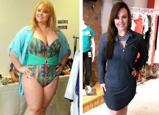 Pituxita eliminou 17kgs (Foto: Instagram/Reprodução)