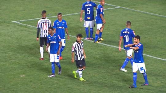 Atlético-MG e Cruzeiro ficam no 0 a 0 no primeiro jogo da final da Supercopa Sub-20