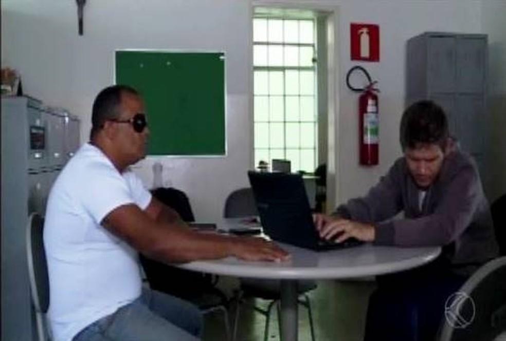-  Adefom atende pessoas com deficiências na região Centro-Oeste de Minas  Foto: Reprodução/TV Integração