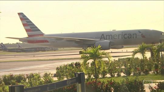 Passageiros perdem virada em Nova York após problema em voo no AM