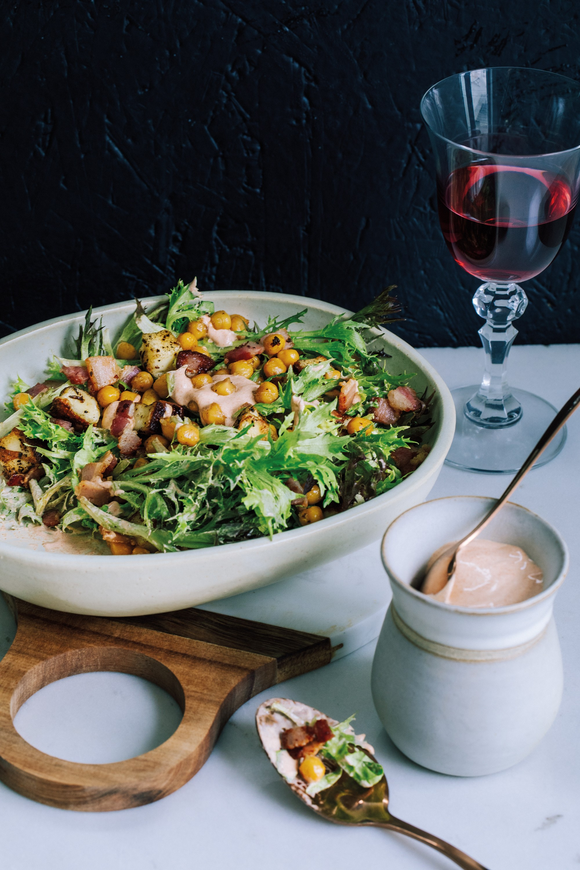 Saladas (Foto: Bruno Geraldi)