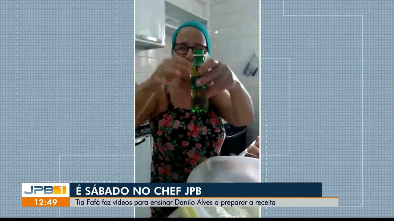 Veja o destaque do Chef JPB deste sábado (19)