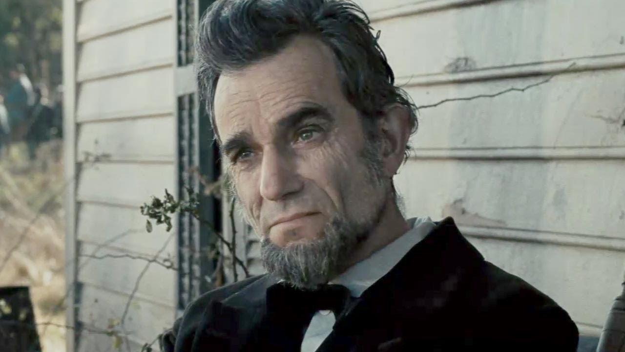 Daniel Day Lewis como Abraham Lincoln no filme de Steven Spielberg (Foto: Divulgação)