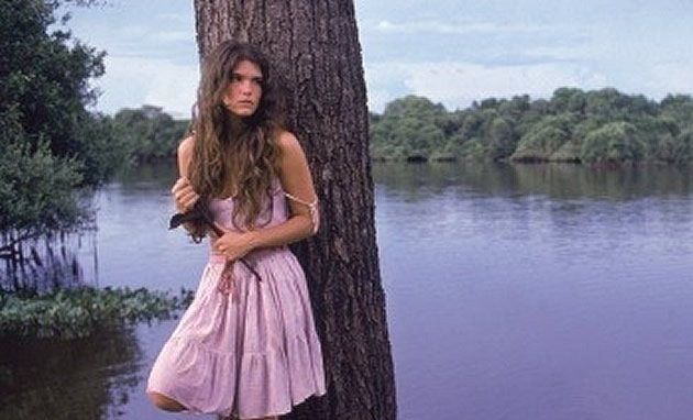Cristiana Oliveira como Juma Marruá em 'Pantanal' (Foto: Divulgação)