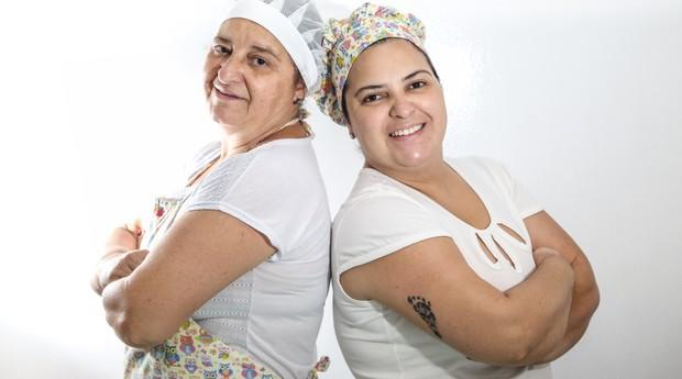 Suzana e Virgínia Giupponi, proprietárias da Bolos – Sabor da Fazenda (Foto: Reprodução/Sebrae)