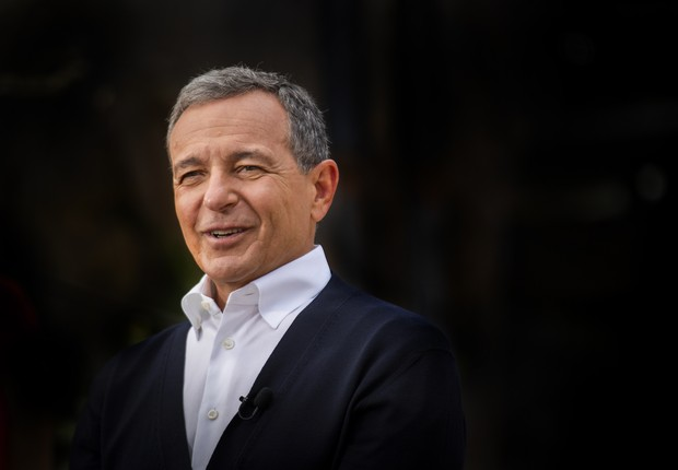 Bob Iger, presidente e CEO da Walt Disney Company (Foto: Getty Images)