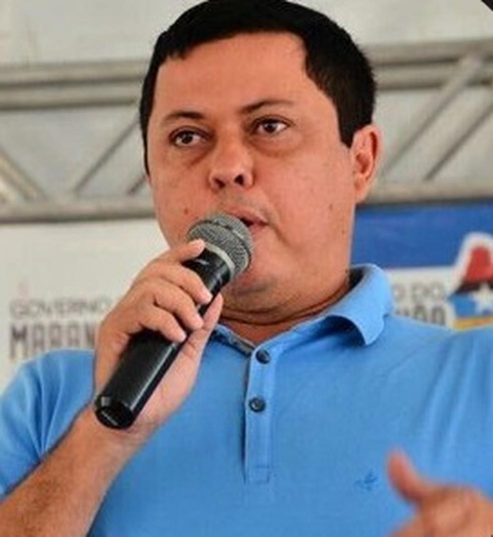 Ednaldo Neves, secretário-adjunto da Secap — Foto: Arquivo Pessoal