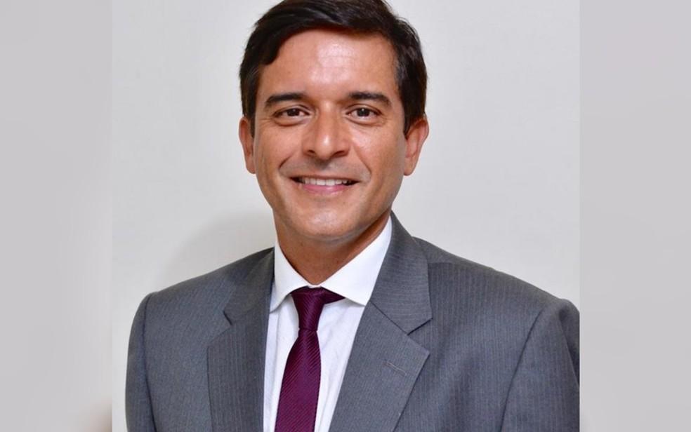 Anderson Máximo de Holanda – Secretaria da Casa Civil de Goiás — Foto: Reprodução/Facebook