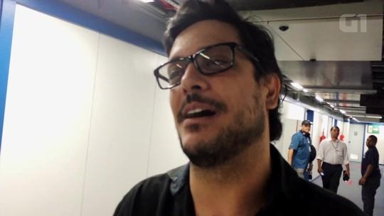 Miele atuaria no sábado com Lúcio Mauro Filho, que fará 'homenagem'