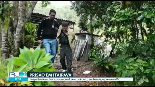 Um vereador da cidade de Peçanha, em Minas Gerais, foi preso em Itaipava