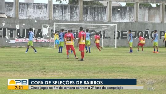 Copa de Seleções de Bairros: atual campeão estreia com derrota na segunda fase; veja os resultados