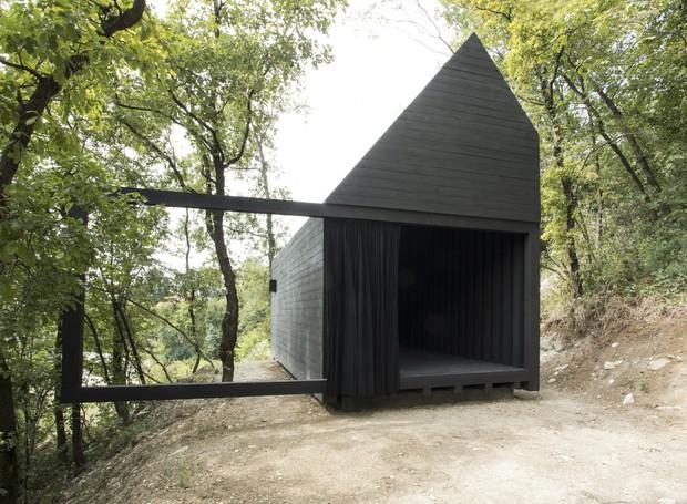 Chapel of Silence (Foto: Reprodução)