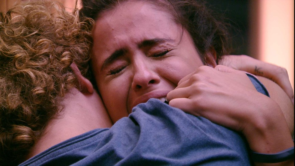 Hana foi a terceira eliminada do BBB19 — Foto: TV Globo
