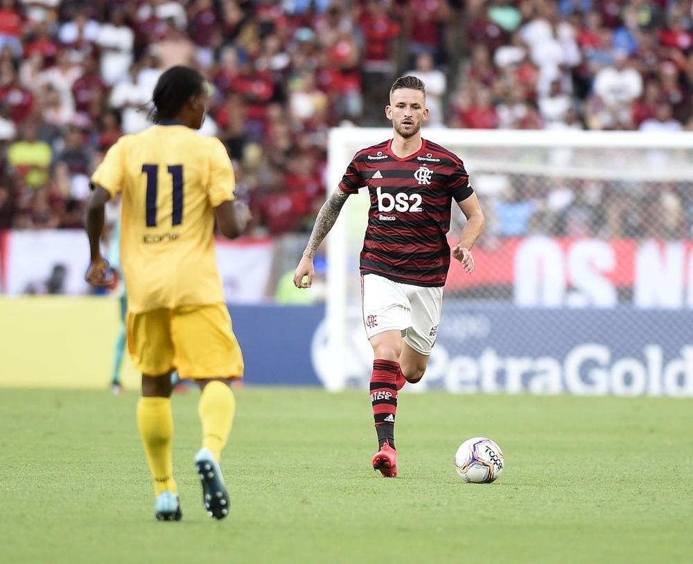 Antes da final, Léo Pereira volta a treinar com elenco, e Flamengo estuda situação física dos titulares