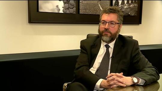 'Foco do Brasil na Venezuela se concentra na atuação diplomática', diz chanceler