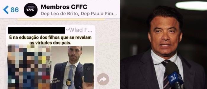 Whatsapp/Zeca Ribeiro