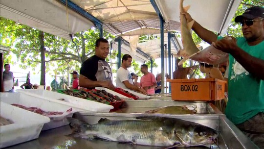 Peixarias esperam lucrar com o feriado da Páscoa