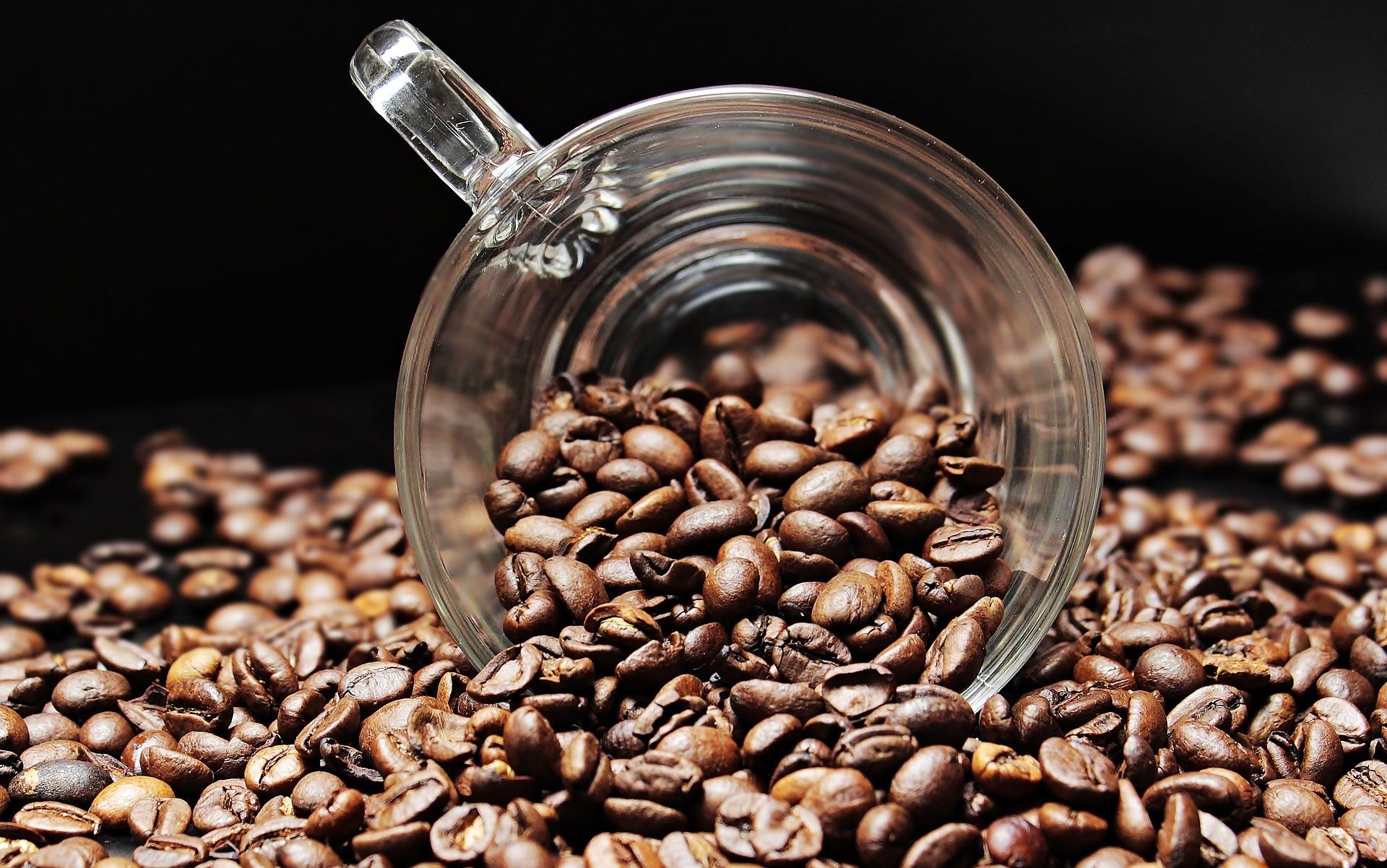 Grãos de café serão tostados na reentrada à atmosfera  (Foto: Pixabay)