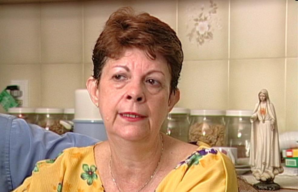 Ex-primeira-dama de Manaus, Lydia da Eira Corrêa — Foto: Reprodução
