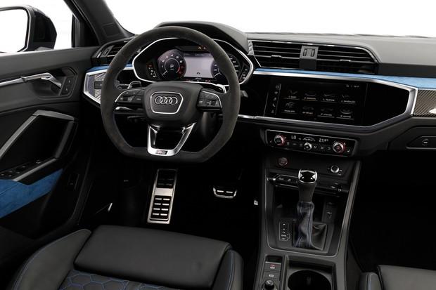 Audi RS Q3 (Foto: Divulgação)