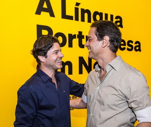Erik Marmo e Marcello Antony (Foto: Hermes de Paula/Fundação EDP)