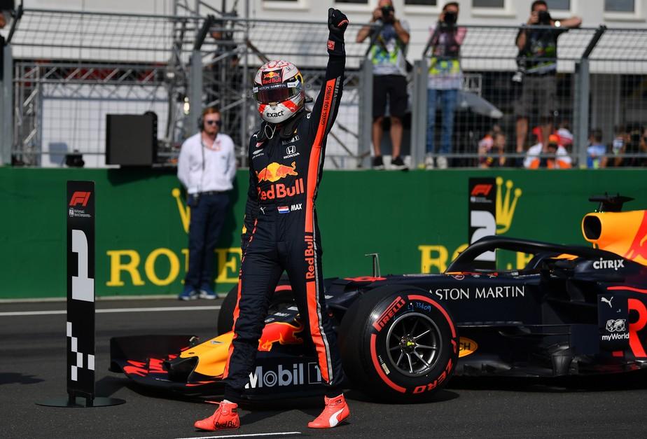 GP da Hungria: Max Verstappen finalmente conquista sua primeira pole position na Fórmula 1