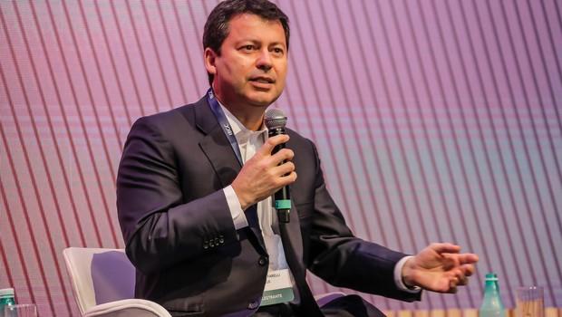 Paulo Caffarelli, CEO da Cielo, durante o 20° Congresso do IBGC, em São Paulo (SP). (Foto: Divulgação)