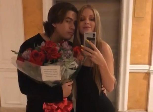 Luísa Sonza e Whindersson Nunes (Foto: Reprodução/Instagram)