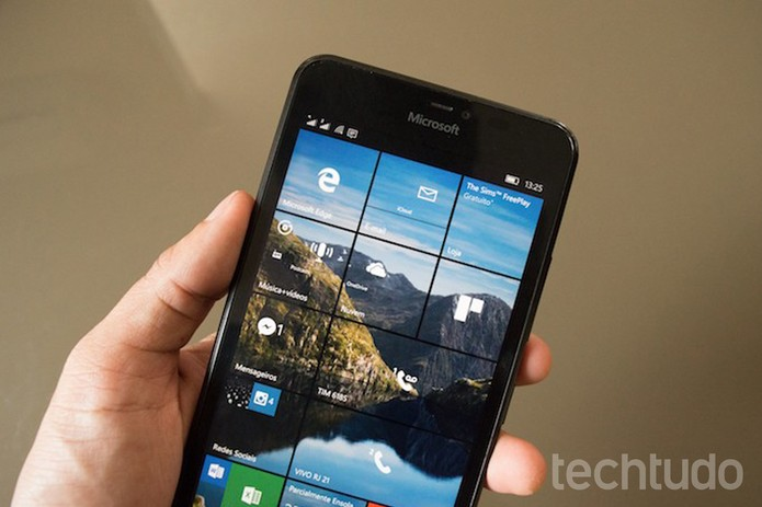 Como usar o gravador de voz nativo do Windows 10 Mobile (Foto: Marvin Costa/TechTudo)