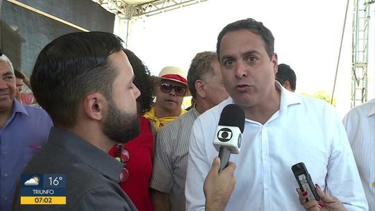 Paulo Câmara defende a revitalização do Rio São Francisco
