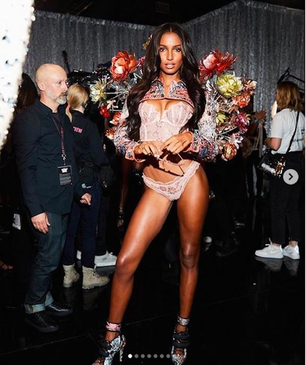 A modelo Jasmine Tookes (Foto: Instagram)