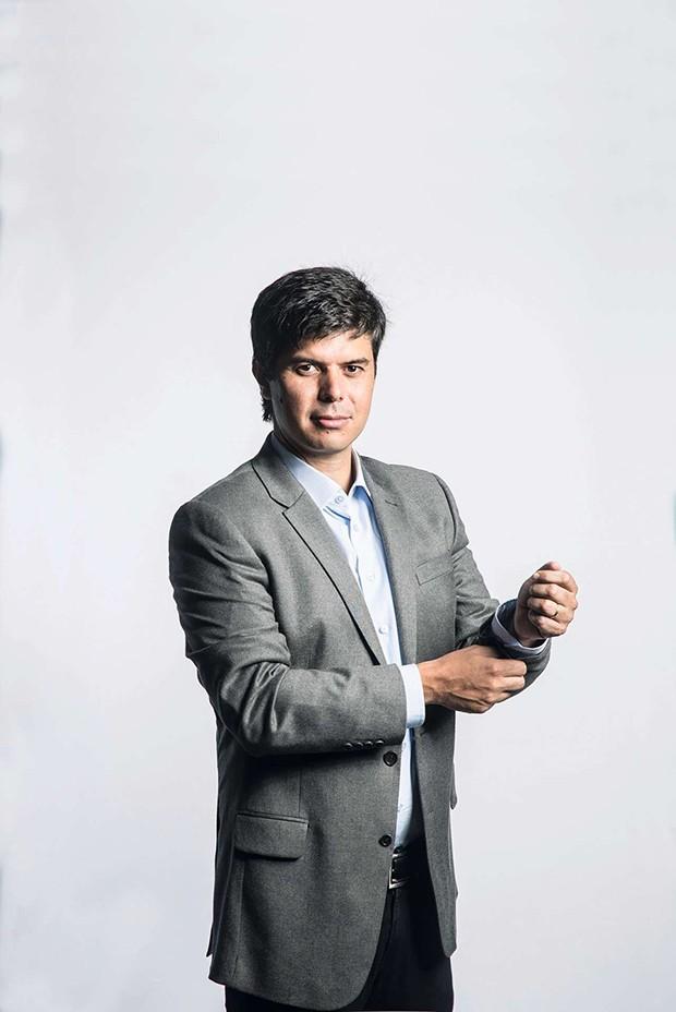 Frederico Trajano, que assumiu a liderança do Magazine Luiza. São Paulo (cid.) - Brasil. 21/01/2016. Foto: Luiz Maximiano / Editora Globo. (Foto: Luiz Maximiano / Editora Globo)