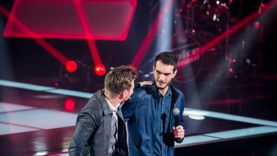 Michel Teló faz convite especial para ex-'The Voice' Marcelo Archetti