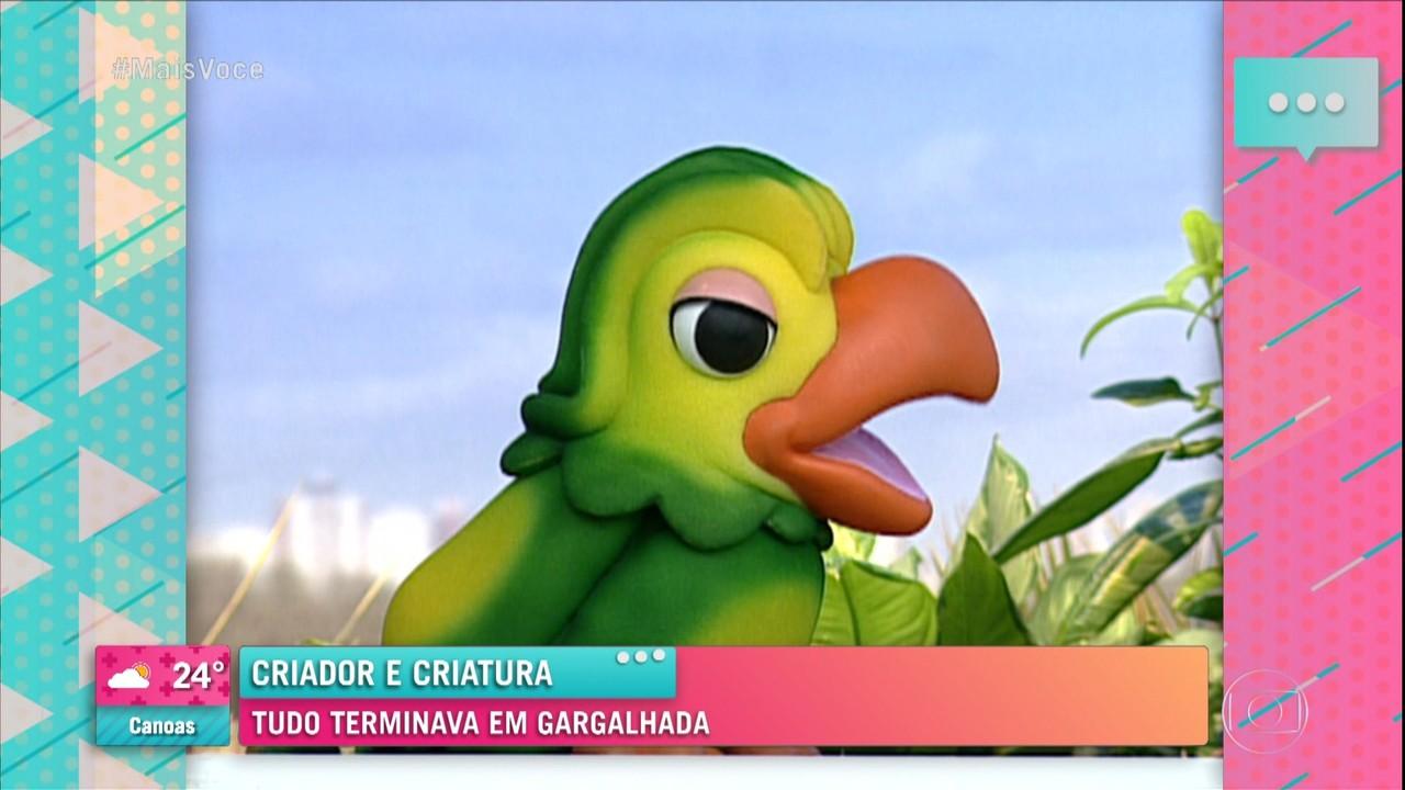 Papo de papagaio: Tom e Louro não se bicavam