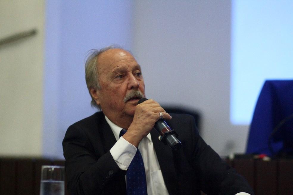 Wagner Pires de Sá assumiu a presidência do Cruzeiro em janeiro de 2018 — Foto: Lucas Leite/ Cruzeiro
