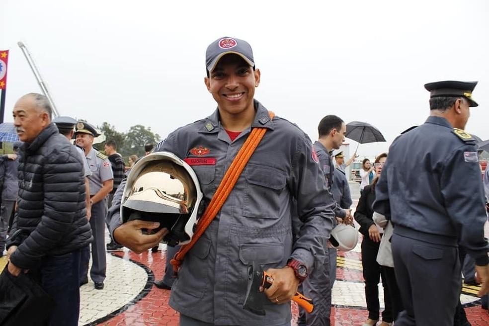 Alex Silva de Abreu está internado em estado grave — Foto: Arquivo pessoal